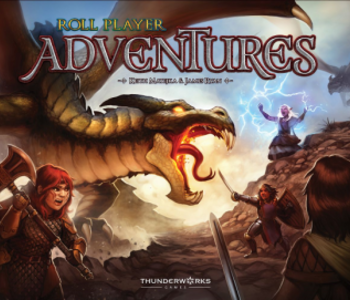 Précommande: Roll Player Adventures (EN)