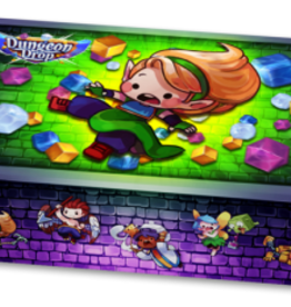 Phase Shift Games Précommande: Dungeon Drop: Treasure Trunk (EN)