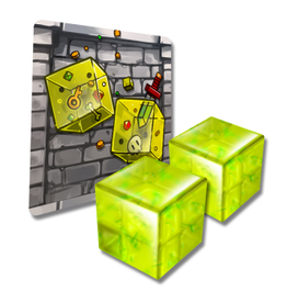 Phase Shift Games Précommande: Dungeon Drop: Gelatinous Cubes (EN)
