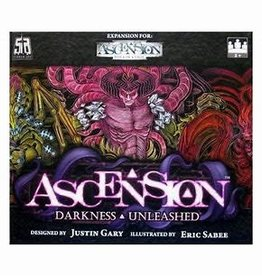 Marabunta Ascension: Ext. Darkness Unleashed (EN)