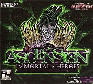 Ascension: Ext. Immortal Heroes (EN)