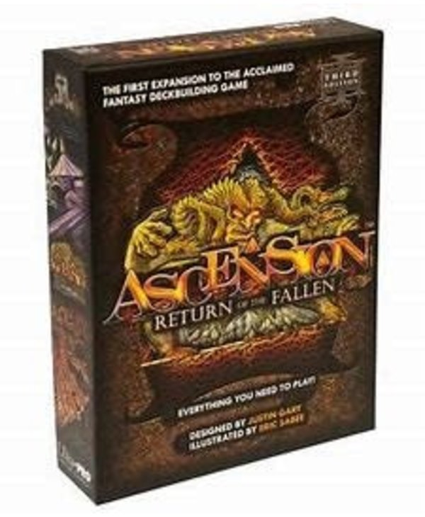 Ascension: Ext. Return Of The Fallen (2nd Edition) (EN)