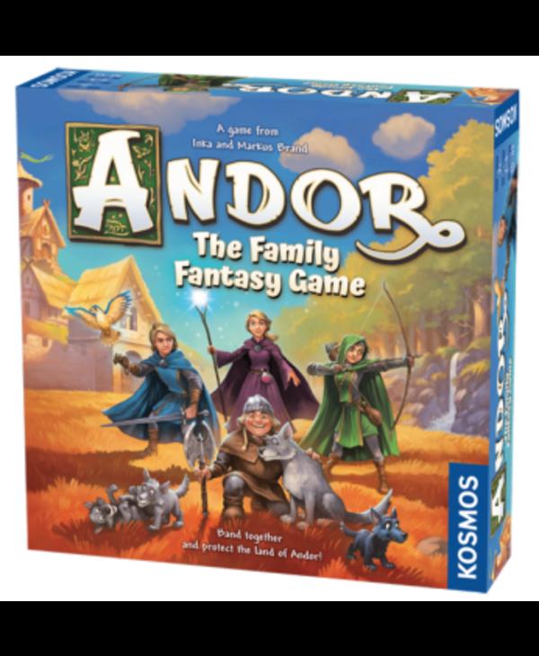 Andor: The Family Fantasy Game (EN)