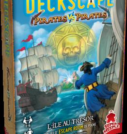 Super Meeple Deckscape 8: Duel: Pirates vs Pirates (FR)