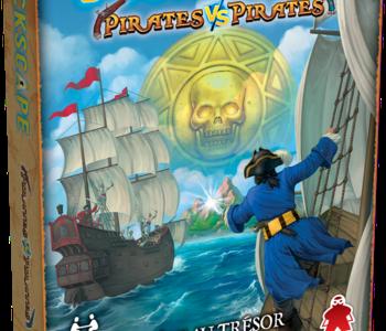 Deckscape 8: Duel: Pirates vs Pirates (FR)