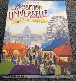 Exposition Universelle Chicago 1893 (FR) Usagé  Bon État