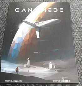 Ganymede (ML) Usagé  Bon État 1 Meeple bleu de trop