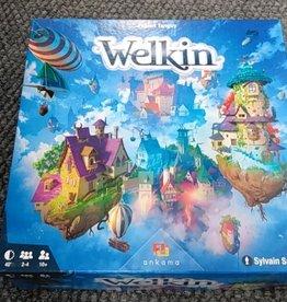 Welkin (ML) Usagé Boîte usée en dessous