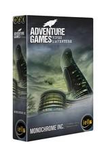 Adventure Games : Monochrome (FR)