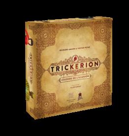 Super Meeple Précommande: Trickerion: Légende De l'Illusion (FR)