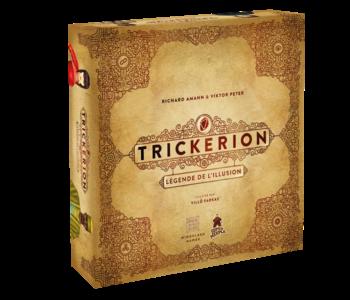 Trickerion: Légende De l'Illusion (FR)