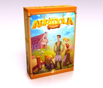 Agricola : Famille (FR)