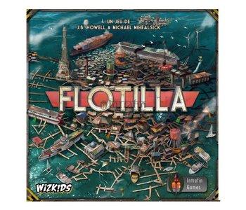Flotilla: Jeu De Plateau (FR)
