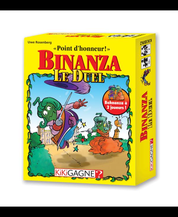 Binanza: Le Duel (FR)