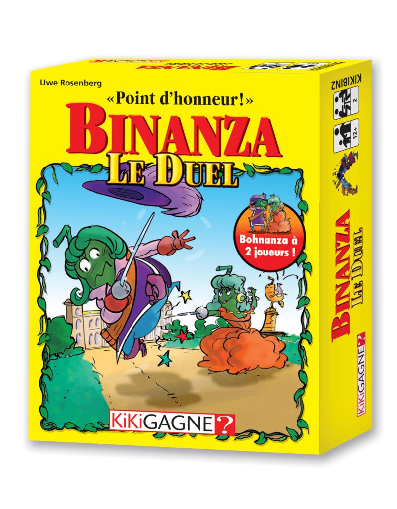 Kikigagne Binanza: Le Duel (FR)