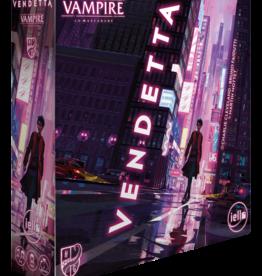 Iello Vendetta Vampire: La Mascarade (FR)