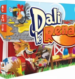 Tiki Editions Dali Le Renard (FR)