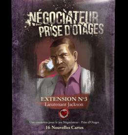 Don't Panic Games Négociateur Prise D'Otages: Ext. 3 (FR)