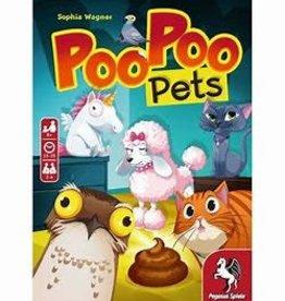 Pegasus Spiele Précommande: Poo Poo Pets (EN)