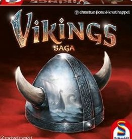 Schmidt Spiele Précommande: Viking Saga (FR)