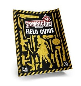 CMON Limited Précommande: Zombicide Chronicles: Field Guide (EN)