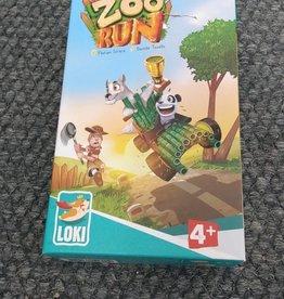 Zoo Run (ML) Usagé Boite abimée et fendue