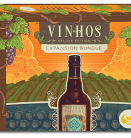 Eagle-Gryphon Games Vinhos Deluxe: Expansion Bundle (EN)