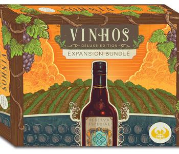 Vinhos Deluxe: Expansion Bundle (EN)