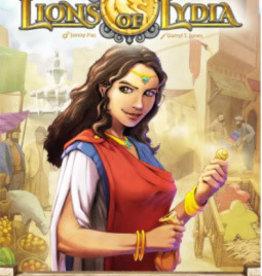 Bellwether Games Lions Of Lydia (EN)