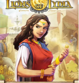 Bellwether Games Précommande: Lions Of Lydia (EN) Q2 2021
