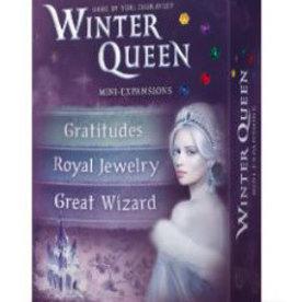 Crowd Games Précommande: Winter Queen: Mini Expansions (EN) Q2 2021
