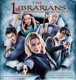 Everything Epic Games Précommande: The Librarians Adventure Card Game (EN)