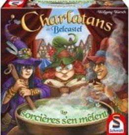 Schmidt Spiele Les Charlatans De Belcastel: Ext. Les Sorcieres S'en Melent (FR) (Boite Endommagée)