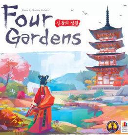 Arcane Wonders Four Gardens (EN)
