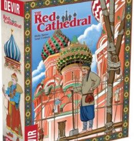 Devir Games Précommande: Red Cathedral (EN) Q1 2021