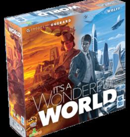 Lucky Duck Games Précommande: It's A Wonderful World (EN) Q2 2021