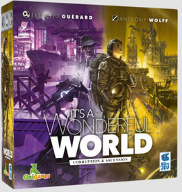 Lucky Duck Games Précommande: It's A Wonderful World: Ext. Corruption And Ascension (EN) Q2 2021
