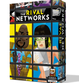 Formal Ferret Games Précommande: The Rival Networks (EN) Q2 2021