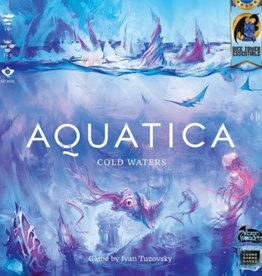 Arcane Wonders Précommande: Aquatica: Ext. Cold Waters (EN) Q3 2021