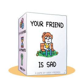 Kickstarter Précommande: Your Friend Is Sad (EN)
