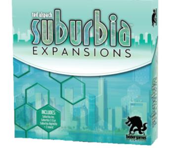 Suburbia: Expansions (EN)