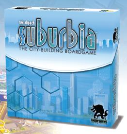 Bezier Games Précommande: Suburbia: 2nd Edition (EN) Q1 2021