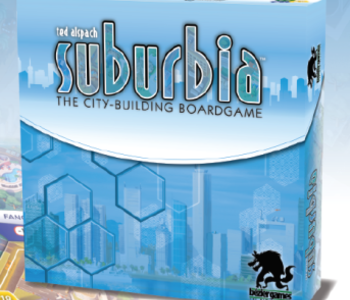 Suburbia: 2nd Edition (EN)