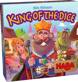 Haba King of the Dice (ML) boite endommagée