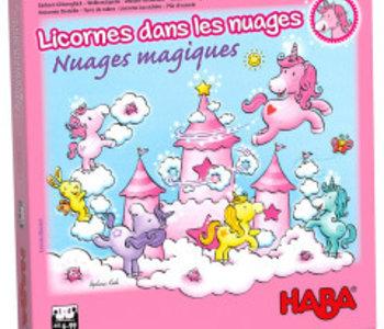 Licornes Dans Les Nuages: Nuages Magiques (FR) boite endommagée
