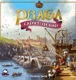 Rio Grande Games Praga Caput Regni (EN)Boite Endommagée15%