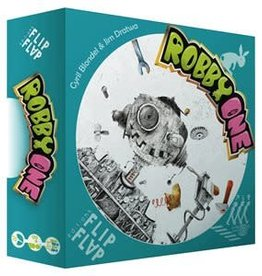 Flip Flap Editions Robby One (FR)