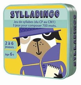 Cocktail Games Sylladingo (FR)