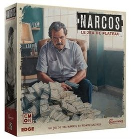 Edge Entertainment Narcos: Le Jeu De Plateau (FR)