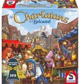 Schmidt Spiele Les Charlatans De Belcastel (FR) Boîte Endommagée